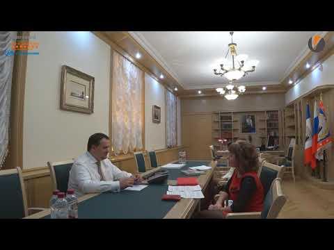 Губернатор Андрей Никитин ответил на вопросы читателей «ВНовгороде.ру»