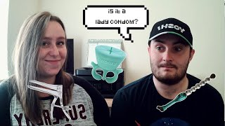 Quizzing My Fiance on Feminine Products!