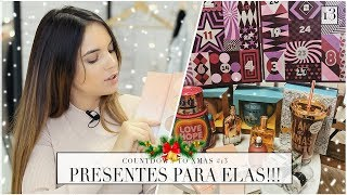 PRESENTES PARA ELAS + GIVEAWAY   A Maria Vaidosa