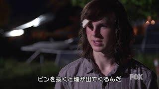 ウォーキング・デッド8 第8話:メイキング
