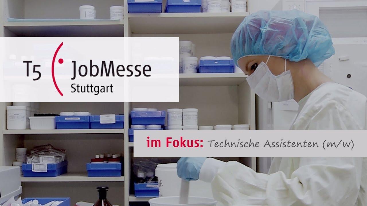 T5 JobMesse - im Fokus: Technische Assistenten (m/w)
