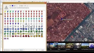 Tutorial Mendesain Jaringan FTTH pada Google Earth