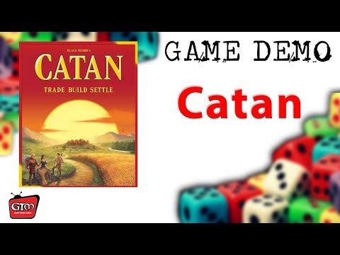 Catan: Game Demo