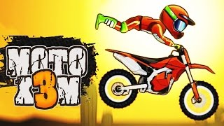 Moto X3M Bike Race Game - Android Gameplay - Ep2 HD