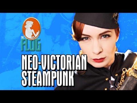 Felicia Day a steampunkové focení