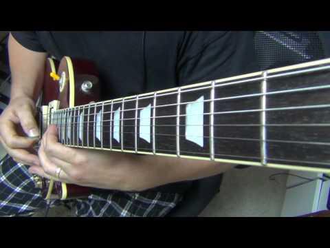 Guns N' Roses - Knockin' On Heaven's Door - Cover by Kent Carlevi