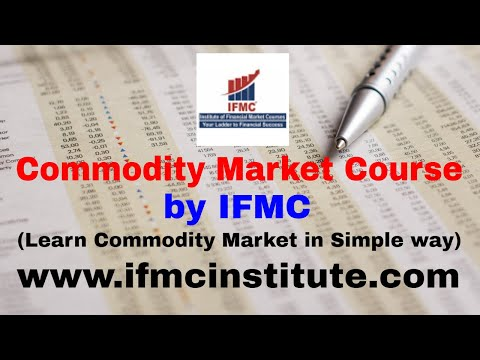 Learn Commodity Trading ll Commodity trading for beginners ll ...