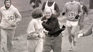 50 years ago today Katherine Switzer became the first woman to run