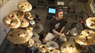 Dream Theater-Only A Matter Of Time Drum Cover