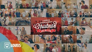 LOVEiS Christmas All The Way - ALL ARTISTS [Official MV]