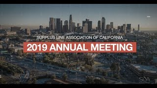 2019 LA Annual Meeting- Robert Gilbert