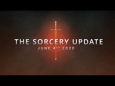 Blade and Sorcery | Official Update 8 Trailer - The Sorcery Update