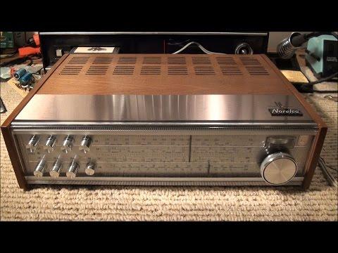 1970 Norelco Hi-Fi Tuner 22RH697
