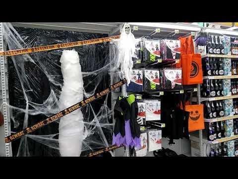 Хелоуин в Ашане. Житомир 2019. Halloween in Auchan. Zhytomyr 2019