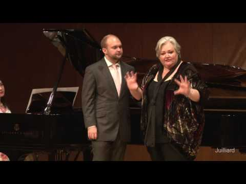 Stephanie Blythe master class - Youtube