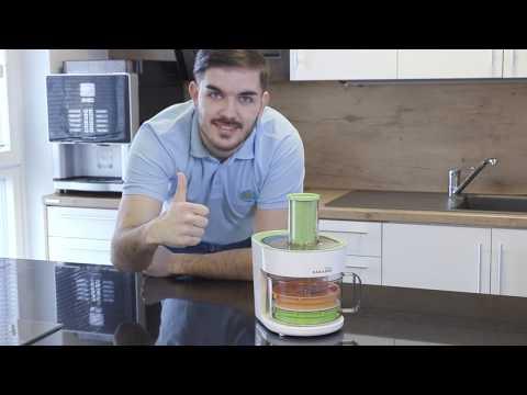 Livington Slice & Dice | Anwendervideo | MediaShop. TV