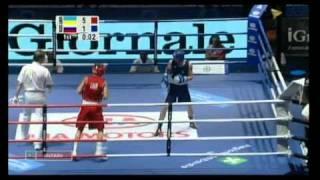 Ломаченко-Водопьянов бокс финал ЧМ 2009 Милан