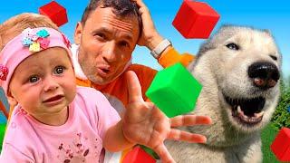 London Bridge is Falling Down Song | Nursery Rhymes & Kids Song