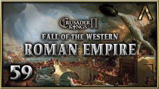 crusader kings 2 roman empire timelapse - 免费在线视频最佳