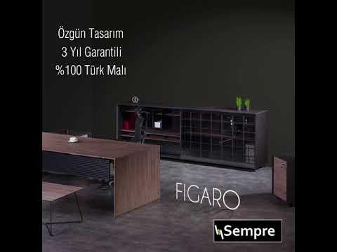 Figaro Yönetici / Makam Takımı