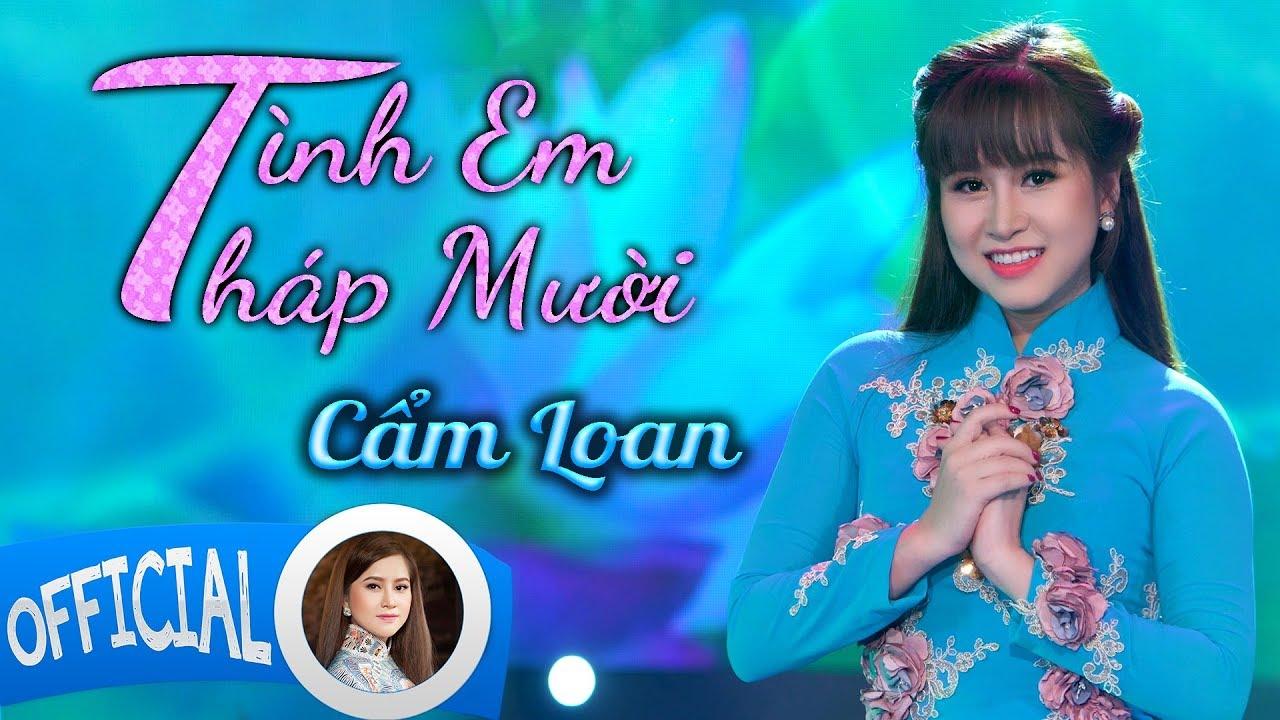 Tình Em Tháp Mười (Thanh Sơn) - Cẩm Loan Bolero | Official Video Music thumbnail