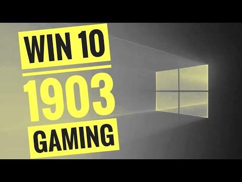 Win 10 v 1903 Drop FPS - Page 3 — Battlefield Forums
