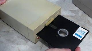 Как работали флоппи дисководы