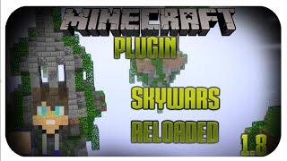 SkyWars Bukkit Plugin Minecraft Spigot German Tutorial - Minecraft spielerkopfe 1 8