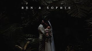 Because Of You I Dream Bigger | Moody Boho Wedding At Rainforest Garden, Mt. Cotton