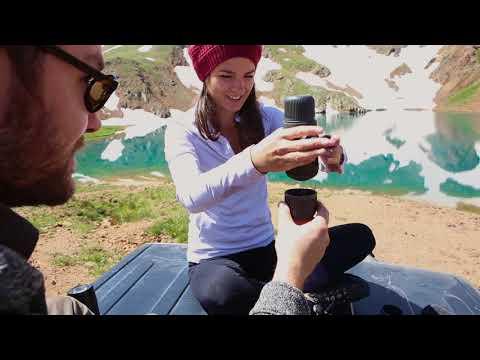 Ручная мини-кофемашина Wacaco (NANOPRESSO), молотый кофе (2)