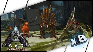 Taming Frenzy! :: Noob Vs ARK: Extinction :: E03