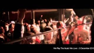 Yakine :: Marcelo Tag @ We Play The Music We Love - Club Gamma - Turin - Italy