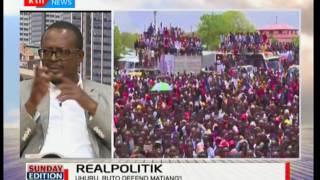 Realpolitik: 23rd July 2017; Sunday edition Pt 2