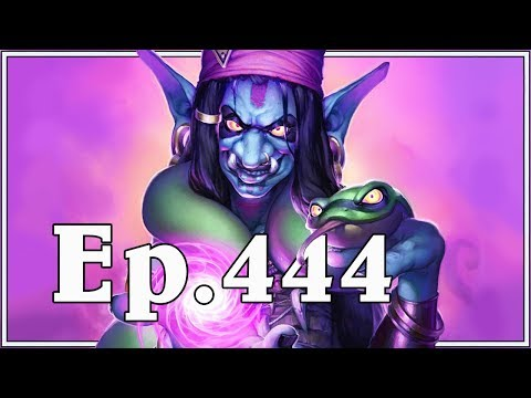 Funny And Lucky Moments - Hearthstone - Ep. 444