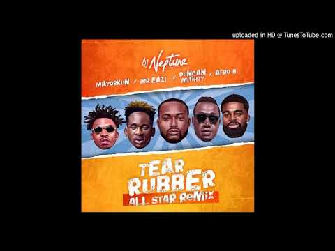 DJ Neptune - 'Tear Rubber' remix ft Mayorkun (Audio)