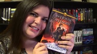 The House Of Hades (Heroes Of Olympus) Book Review