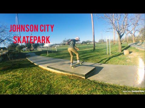 Johnson City Skatepark- Stop 2 of 4