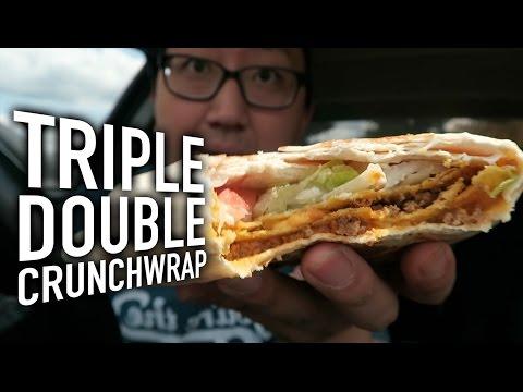 Triple Double Crunchwrap – Feat. Evil JP