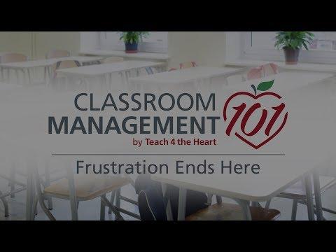 Classroom Management 101: an online course for teachers - YouTube