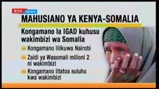 Afrika Mashariki: Nicholas Wambua achambua mahusiano ya Kenya na Somalia