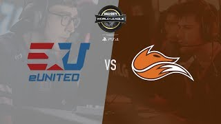 Echo Fox vs. eUnited | CWL Pro League Stage 2 Playoffs | Day 1