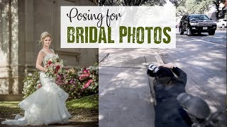 HOW TO POSE THE BRIDE (SNEAK PEEK)