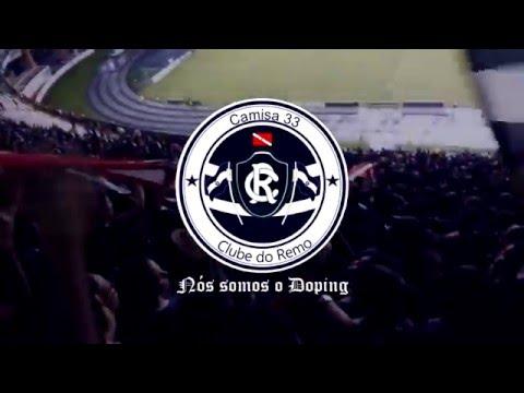 """""""Te sigo apoiando"""" Barra: Camisa 33 • Club: Remo"""