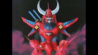鎧伝サムライトルーパー烈火のリョウ武装シーン