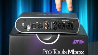 Avid Digidesign Mbox 3 Review And Pro Tools 9 Review