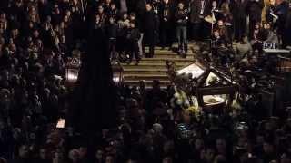 preview picture of video 'Pasqua 2014 a Ribera - Venerdì Santo - Ah si! Versate lacrime'