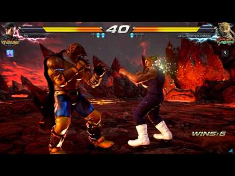 Online Hacker With Video Tekken 7 Obshie Obsuzhdeniya