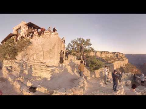 360 Video Grand Canyon