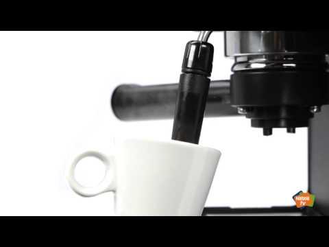 Cómo hacer un café perfecto con una cafetera express