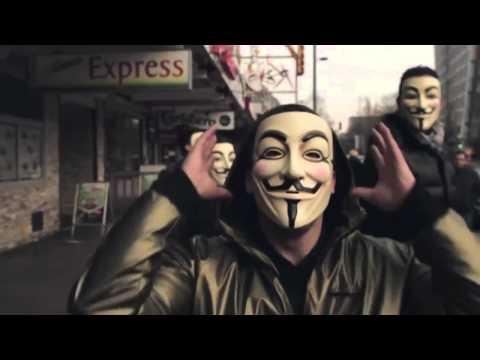 V for Vendetta & Depeche Mode, It's no good - by Mac 2013